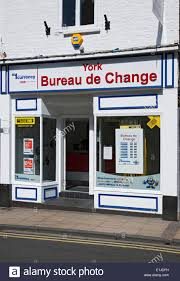 bureau de change york uk united kingdom gb
