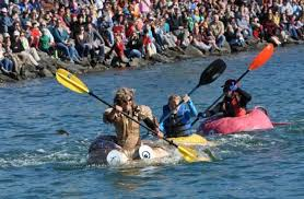 Damariscotta Pumpkin Festival by Road Warriors U2013 Monmouth Boat Club