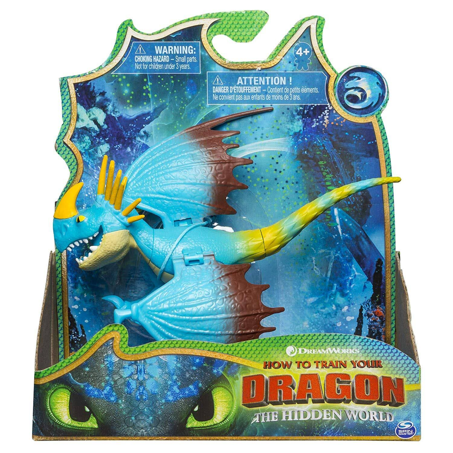 Dreamworks Dragons How to Train Your Dragon The Hidden World Stormfly Figure - 8""