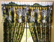 Sweet Jojo Zebra Curtains by Jungle Animal Window Curtains Best Curtain 2017