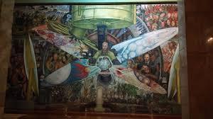 el diablo en la iglesia de david alfaro siqueiros tremenda obra