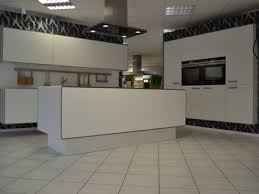 moderne küche inkl insel der firma allmilmö