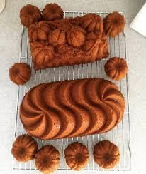 Nordic Ware Pumpkin Loaf Pan nordic ware в instagram bethymcar is dealing with a slight