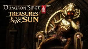 dongeon siege 3 dungeon siege iii treasures of the sun downloadable content