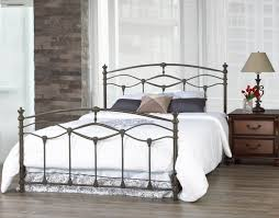 Wrought Iron King Headboard by Wrought Iron Headboards And Footboards U2013 Home Improvement 2017