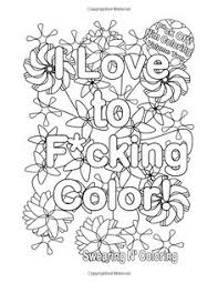 Curse Word Coloring Books Volume See More Amazon I Love To Fcking Color And Relax With