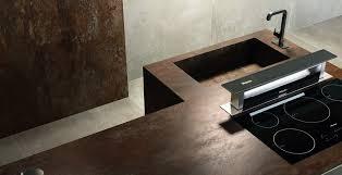 arbeitsplatten aus natur kunststein oder keramik bernit