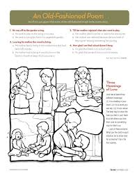 Love Actions Coloring Page