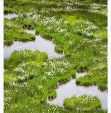 großhandel 3d boden wasserdicht boden tapete wandbild innendekoration pflanze blumenwiese 3d schlafzimmer bad wasserdicht boden malerei