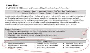 1521157281 Project Manager Core Competencies Resume Examples For Study 9 17 Skills