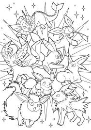 Eevee Coloring Pages Luxury 188 Best Kids Images On Pinterest Of