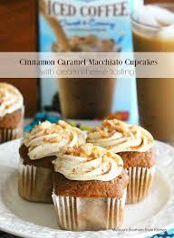 Pumpkin Spice Caramel Macchiato by Cinnamon Caramel Macchiato Cupcakes With Cream Cheese Frosting