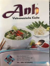 anh vietnamesische küche untere bahnhofstr 48 germering