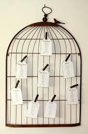 bird table plan the wedding of my dreams blog