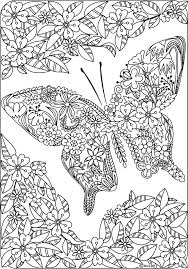 20 Adult Coloring Pages Adultcoloringpages Free Of Monarch Butterflies Sheets
