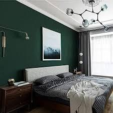 holike einfarbig uni tapete vlies papier schlafzimmer wohnzimmer flur hintergrund wand american rural fashion nordischen stil side tapete grün 145