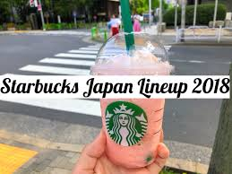Check Out The Latest Starbucks Merchandises In Japan 2018