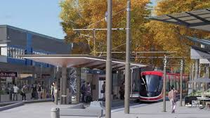 First look at Canberra s proposed light rail stops