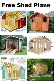 10x10 Shed Plans Blueprints by Best 25 Shed Plans Ideas On Pinterest Garden Shed Roof Ideas