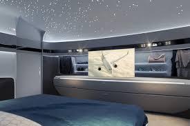 inside the best jet bedrooms uber luxury interior