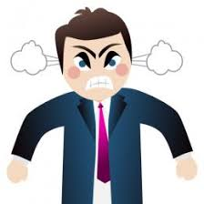 Angry People Clip Art