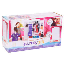 Journey Girls Wooden Armoire - Toys