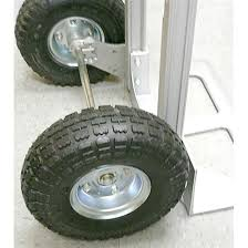 100 Hand Truck Tires 2Pk 10 Noflat 207549 Carts Dollies At
