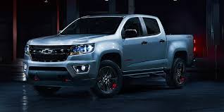 100 New Chevy Sport Truck Colorado Special Editions Trail Boss Midnight Chevrolet