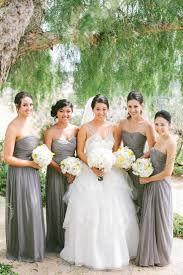 ponad 25 najlepszych pomysłów na temat grey bridesmaid gowns na