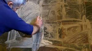 how to clean and seal a slate floor