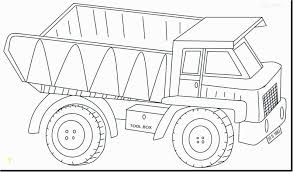100 Best Semi Truck Coloring Pages Coloring Pages Of Dump Drawing