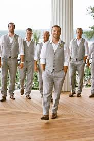 Casual Wedding Attire For Men