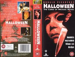 Michael Myers Actor Halloween 6 by The Horrors Of Halloween Halloween 6 The Curse Of Michael Myers