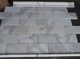 tile ideas carrara marble subway tile kitchen tile ideas buy