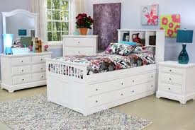 Mor Furniture Bunk Beds by Bayfront Kids Full Study Bed With Storage Mor Furniture For Less