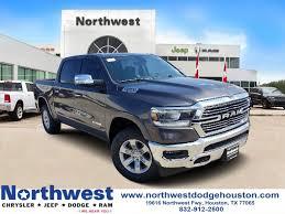 100 Trucks For Sale Houston Tx NEW 2020 RAM 1500 LARAMIE CREW CAB 4X4 57 BOX