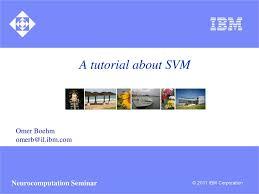 100 Define Omer Boehm A Tutorial About SVM Boehm Ppt Download