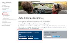 Free Ameriprise Home Insurance Quote