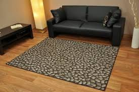 teppich teppichboden wilstar wohnzimmer braun rot kurzflor