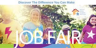 Job Fair AHSS