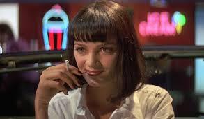 Pulp Fiction Pumpkin by Quentin Tarantino U0027s Original Cast Wish List For Pulp Fiction Dazed