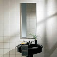 Jensen Medicine Cabinets Recessed by Bathroom Remodel Medicine Cabinet With Fluorescent Lights