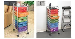 HOT FIND 10 Drawer Organizer Cart $2 Pickup F R E E REG