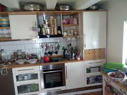 gut erhaltene ikea küche inkl elektrogeräte zu verkaufen