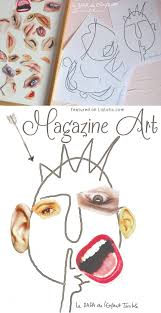 Magazine Art A Ton Of DIY Super Easy Kids Crafts And Activities For Boys