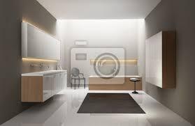 fototapete grau weiß holz spüle modernen eleganten luxus badezimmer