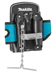 Makita Uk Production Tools by Makita P 71881 Makita Electrician Holster P 71881 1 Black Amazon