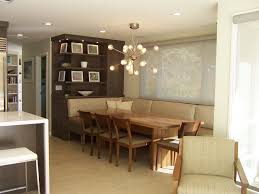 kitchen booth ideas dining room contemporary with kitchen nook