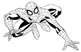 Superheroes Coloring Pages Online Archives For Superhero Printable
