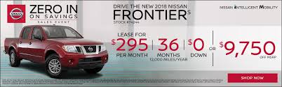 2018 Nissan Frontier | Central Houston Nissan (Page 3)